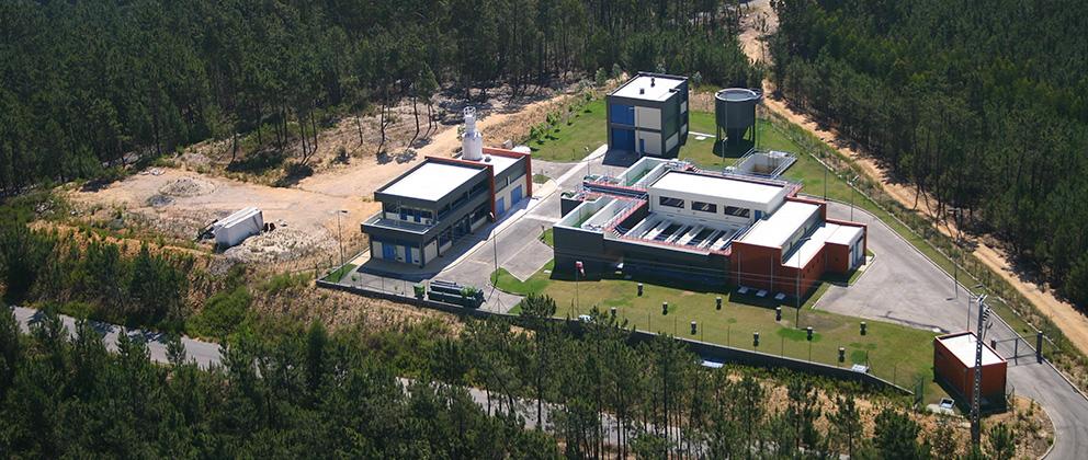 Estação de Tratamento de Águas